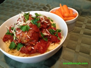 FINAL Spaghetti Turkey Meatball LUNCH