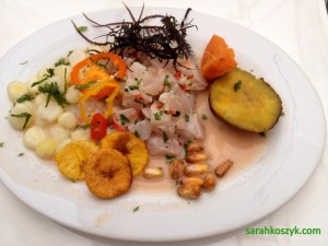 Ceviche classic peruvian fish recipe sarah koszyk family food ceviche classic peruvian fish recipe forumfinder Choice Image