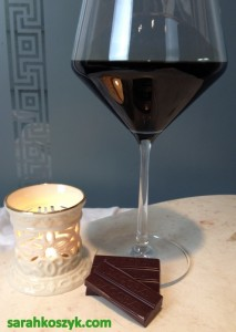 Wine-Chocolate
