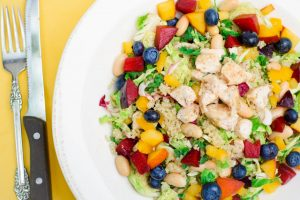 Kyle_Rainbow_Chicken_Quinoa_Salad