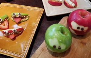 3 spooky halloween apple recipes